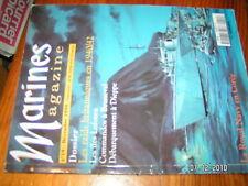 Marines magazine n°19 Raids anglais 1940/42 Lofoten ...