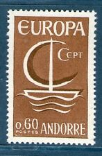 ANDORRE TIMBRE 178 NEUF XX QUALITE LUXE - EUROPA 1966