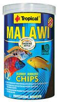 Tropical Malawi Chips 1000 ml Zierfisch Alleinfutter NEU & OVP