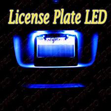 BLUE LED LICENSE PLATE LIGHT BULB FOR TOYOTA 4RUNNER COROLLA CAMRY FJ CRUISER