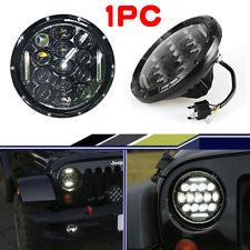 75W 7INCH  LED Headlight DRL For Jeep Wrangler JK TJ LJ CJ Harley Kenworth