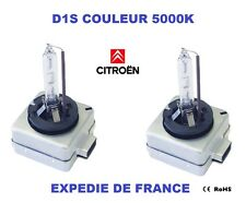 AMPOULE XENON D1S CITROEN C5 2005-> D1S 35W 5000K NEUF