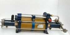 Sc Hydraulic Gbd M402 D30 Air Driven Single Stage Gas Booster 9000 Psi 1