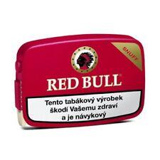 Red Bull 3 pcs. Snuff-tobacco - Schnupftabak 10g