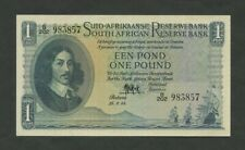 South Africa £1 1955 P93e Uncirculated 67 World Paper Money