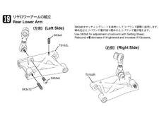 Mugen Seiki T0152 Rear Lower Arm Mtx4 OZRC