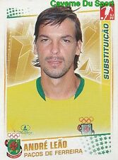 173B ANDRE LEAO PORTUGAL FC.PACOS FERREIRA STICKER FUTEBOL 2011 PANINI