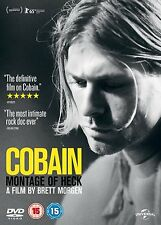 KURT COBAIN: MONTAGE OF HECK di Brett Morgen DVD in Inglese NEW .cp