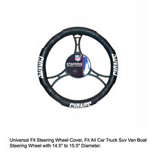 Northwest NFL New York Giants Car Truck Suv Van Boat Steering Wheel Cover