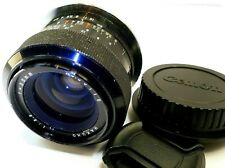 Hakuho 35mm f2.8 M42 Manual Focus Lens Adapted to Canon EOS EF cameras T6i T7i