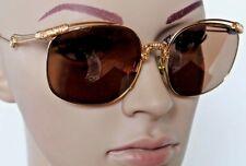 NEW~CHRISTIAN LACROIX~Sunglasses~GOLD Frames VINTAGE 7397 41 AUSTRIA