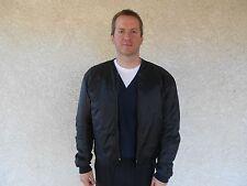 Men's Belstaff Black Puffer Jacket, XL, Nylon (?)
