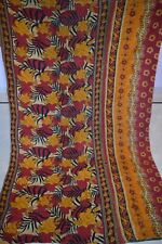 Amazing Kantha quilts cotton fabric vintage throw twin size