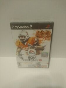 "Factory Sealed! NCAA Football 10 "" Sony PlayStation 2, PLease Read Description"