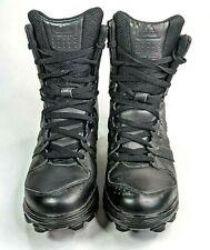 Adidas GSG-9.2 807295 Trekking Hiking Boot Black, Mens Size 9.5 Grain Leather