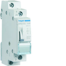 HAGER Télérupteur 230 V contact 1F ref EPN510 neuf
