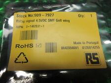 DPDT-Co Montaggio su Scheda non latching Relay PC Pin, 2 a, 4.5v DC TE im42gr