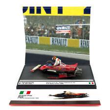 1980 Gilles Villeneuve Ferrari 312 T5 - Italy - 1/43 Brumm Models