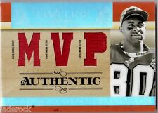 Jerry Rice 2007 Playoff National Treasures Timeline MVP Game Used Jersey #12/25