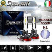 110W H1 LED Mini Bright Faro Headlight Kit COB Chip Conversion Kit DRL 6000K