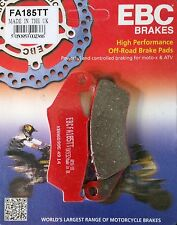 EBC/FA185TT Brake Pads (Front) - Honda CRF450, XR400 / Suzuki DRZ400SM, RMX450Z