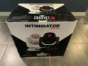 CHAUVET DJ Intimidator Spot 360 100W LED Moving Head Spot Light
