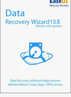 EaseUS Data Recovery Pro 13.5 Lifetime Upgrades | Not Pirated