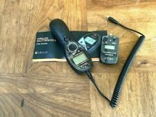Vello Wireless ShutterBoss II Remote Trigger & Digital Timer for SONY