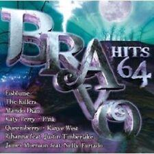BRAVO HITS VOL 64 2 CD RIHANNA PETER FOX STANFOUR UVM