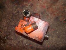 Case Vac14 Vac 14 Tractor Original Hydraulic Oil Flow Valve Block