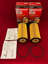 Set of 2: Motorcraft Genuine Engine Oil Filters FL-2016 3C3Z-6731-AA FREE SHIP