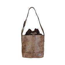 Pierre Cardin Damentasche Umhängetasche Schultertasche Shopper braun neu