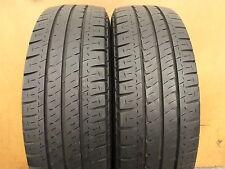 2 unidades - 195/65 r16 C-Michelin agilis-neumáticos de verano - 7,8mm!!! - bus!