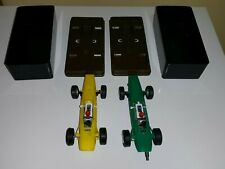 VINTAGE PREFO MELKUS WARTBURG SLOT TOY CARS Scalextric GERMANY ORIG.BOX DDR GDR
