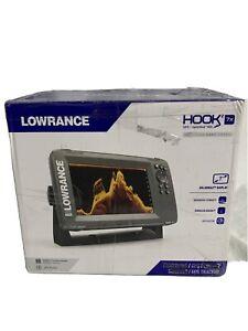 🔥🔥🔥🔥 Lowrance Hook2 7X Tripleshot GPS/Fish Finder🔥🔥🔥🔥