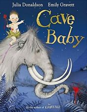 Cave Baby by Julia Donaldson (Paperback, 2019) NEW