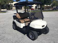 2019 Club car TEMPO Precedent 2 Passenger seat Golf Cart 48 volt 48v ALLOY rims