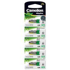 5x Batterie 12 Volt  A23 LR23A MN21 L1028 CAMELION