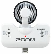 Zoom microfono iphone ipad IQ5WH