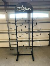 Zildjian Cymbal Store Display Rack