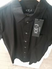 New Mens Iceberg jeans Shirt BNWT RRP £185 90% off now only £31.99 Sizes M L