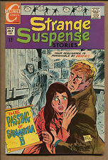 Strange Suspense Stories #8 - Passing of Samantha B - 1969 (Grade 8.0)