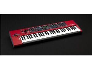 Nord Nordwave 2: Sampler Synth (FM & Analog)  61 keys.