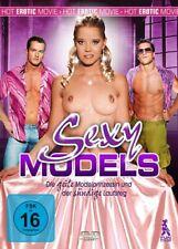 Sexy Models - Rebecca Blake, Conny Dachs, KimKim De, Tyra Misoux (Erotik) - DVD