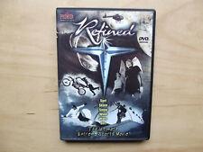 Refined- Ultimate Extreme Sports Movie (DVD, 2010) Ivan Van Vuuren