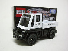 Tomica 22 Mercedes Benz Unimog U400 Police Rescue Car
