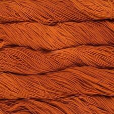 Malabrigo Sock Superwash Merino Knitting Yarn Wool 100g - Terracotta (802)