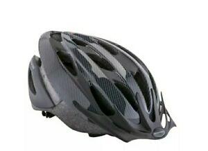 Schwinn Adjustable Fit Thrasher Helmet 14+ Adult Black Carbon