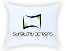 DJ SCREEN, VJ SCREEN, MOVIE SCREEN, 7'X5' FT, FRONT/REAR PROJECTION SCREEN