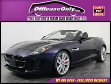 2017 Jaguar F-Type V6 S Convertible Supercharged Awd